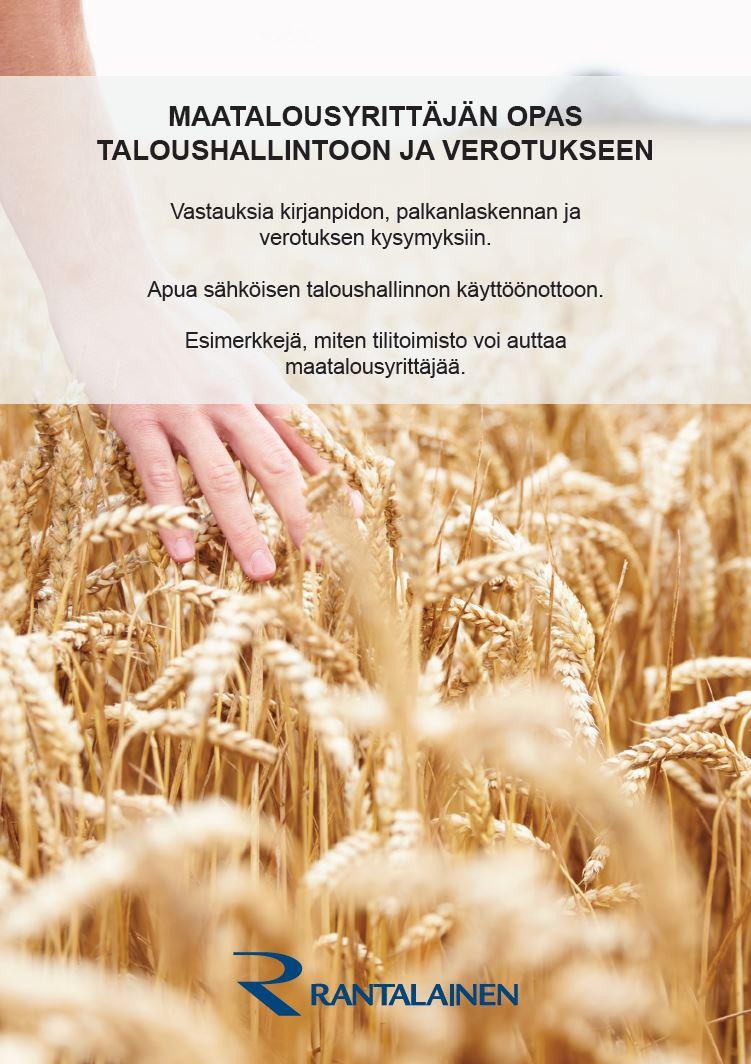 maatalouskirjanpito